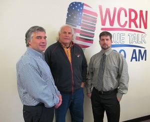 WCRN Radio Energy This Week Hosts