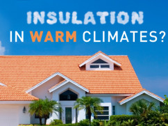insulation in warm climates