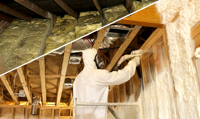 Image result for How to Prevent Mold with Spray Foam Insulation