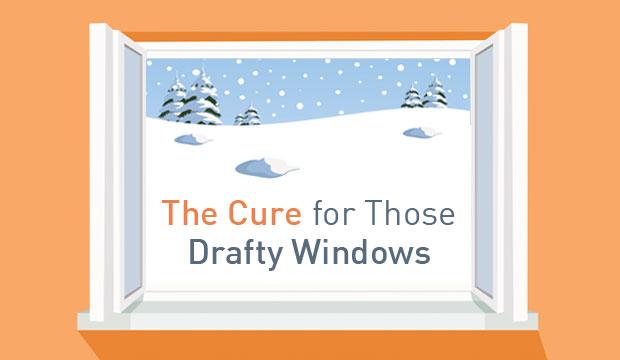 Sealing Drafty Windows
