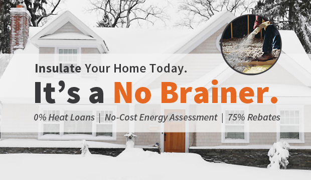 Mass Save Home Insulation