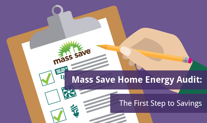Mass Save Home Energy Audit The First Step To Savings