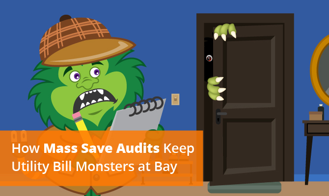 keep monsters at bay with a mass save audit