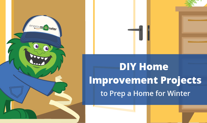 Home Improvement Sites diy home improvement projects to prep a home for winter