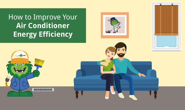 How to improve your air conditioner energy efficiency - How to choose an energy efficient air conditioner ...