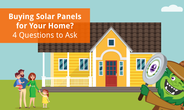 Buying solar panels for your home 4 questions to ask Questions when buying a house