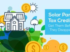 solar panel tax credit