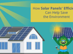 solar panels efficiency