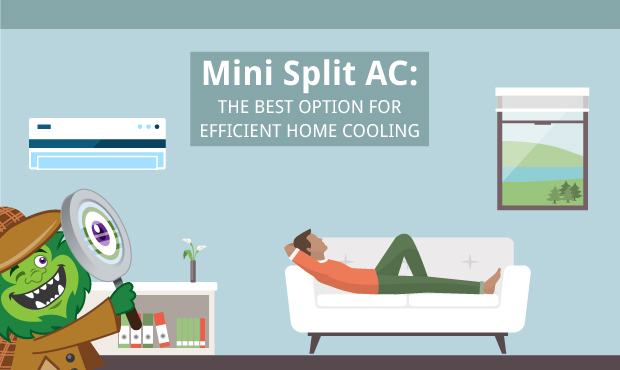 Mini Split AC: Best Option for Efficient Home Cooling