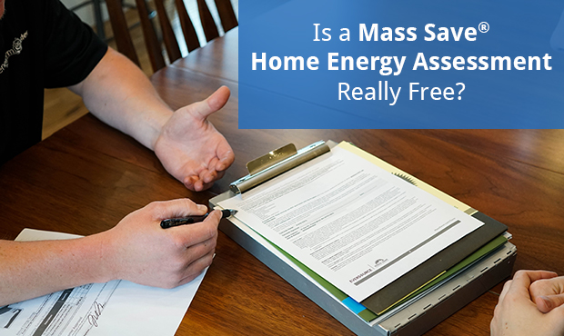 mass save home energy assessment free
