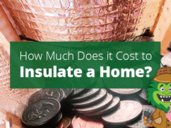 cost to insulate
