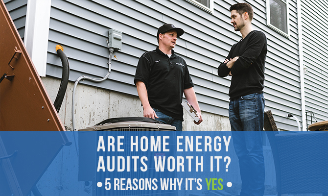are home energy audits worth it