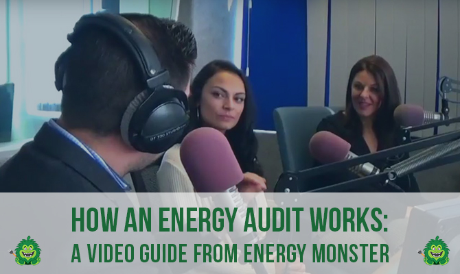 how an energy audit works
