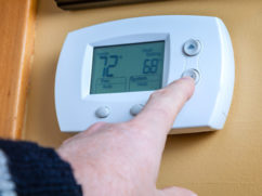 book a home energy audit