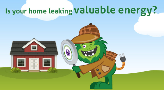Is your home leaking energy