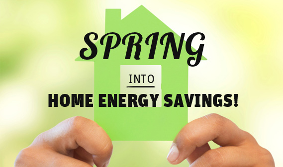Spring-Into-Energy-Savings